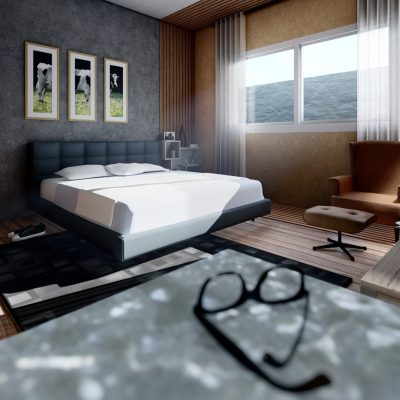 interior design-bed-MK